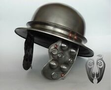 16GA Steel Medieval Knight Warrior Roman Celtic Helmet Reenactment Helmet II
