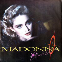 """Madonna 12"""" Live To Tell - UK (VG+/EX+)"""