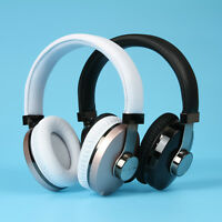 Bluetooth 4.2 T9 CSR Wireless On-Ear Headset HIFI Phone Stereo Music Headphones