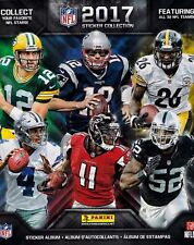 2017 2016 2015 2014 2013 2012 2011 2010 Panini NFL Football STICKERS - PICK 10!