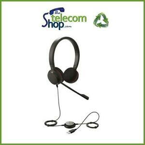 Jabra Evolve 20 MS DUO USB Headset With Call Control
