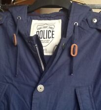 883 Police Blue Lightweight Jacket. New & Authentic, size: 44