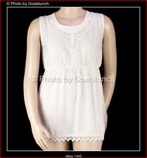 Katies Boho Byron Festival Lace Detail Top Size 14 New With Tags RRP $29.95