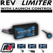 Omex Rev Limiter With Launch Control Button Distributor And Coil Ignition System