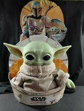 "Star Wars Baby Yoda The Child 11"" inch Plush Toy Figure"