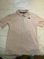 The North Face Golf Polo Shirt Boys Xl 18/20 Preowned