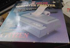 Citizen 2 Colour Computer Printer (für den Commodore C64 und VC20) in OVP