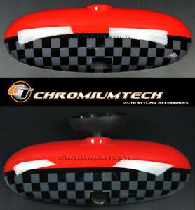 2000-2003 MINI Cooper/S/ONE R50 R53 JCW Style Rear View MIRROR Cover