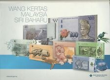 Malaysia New Series Bank Note 2set  AA0047896~897 R/N