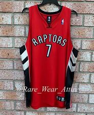 adidas Authentic Andrea Bargnani Toronto Raptors Nba jersey sz 52 Leonard