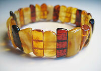 Natural Baltic Amber Bracelet 9 g. !!!