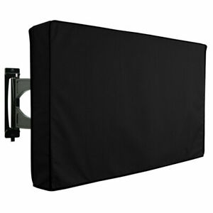 "600D Waterproof TV Cover Outdoor 22""-70"" Dustproof TV Screen Protector Cover L"