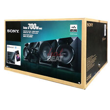 Sony MHCECL99BT Wireless Music System 700 Watts RMS CD Home Entertainment