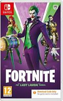 Fortnite The Last Laugh Bundle Nintendo Switch
