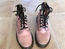EUC Doc Martens Pale Pink Combat Boots UK 4/US 6-7, Very little wear!