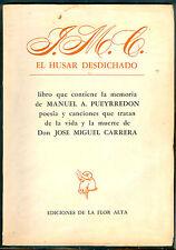 PABLO NERUDA EDITOR J.M.C. EL HUSER DESDICHADO BOOK