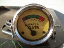 Oliver 44 through 88 Tractor Temperature Guage ; Free Shipping !!