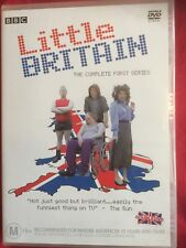 LITTLE BRITAIN - COMPLETE FIRST SERIES BRAND NEW AND SEALED