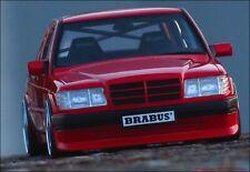 1:18 Tuning Mercedes-Benz Brabus 190 E 3.6S W 201 1989 + BBS RS Alufelgen = OVP