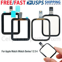 Front Touch Screen Digitizer Glass for Apple Watch iWatch Series 3 2 1 38mm 42mm