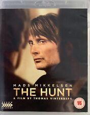 The Hunt Mads Mikkelsen new sealed Blu-Ray