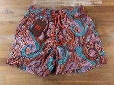 ETRO Milano paisley motif swim shorts authentic - Size Small - NWT