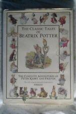 The Classic Tales of Beatrix Potter. the 23 Original Peter Rabbit Books C1994