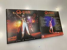 QUEEN 2 CD LIVE IN MANNHEIM 02/06/1986 SEALED