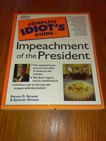 Complete Idiot's Guide to the Impeachment of the President (1998, Paperback) #au