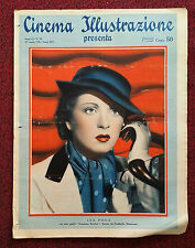 Cinema Illustrazione 1936 XI n° 18 Isa Pola  23/12