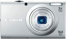 New Canon PowerShot A2400 IS 16.0 MP Digital Camera Silver