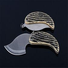 Couteau Pliant de Poche de Marque Tomtosh en Acier - Pocket Folding Knife