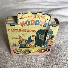 1954*1st* Noddy's Castle Of Books - Enid Blyton
