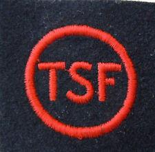 Marine insigne spécialité TSF Radiotélégraphiste ancien authentique