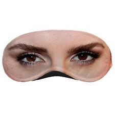 New Emma Watson Celebrity Beautiful Eye Printed Sleeping Mask / Eye Mask Rare!
