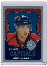 MARCUS JOHANSSON 10/11 OPC ROOKIE Retro Rainbow Gold #511 Washington Capitals