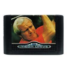 Arnold Palmer Tournament Golf Mega Drive Game USED