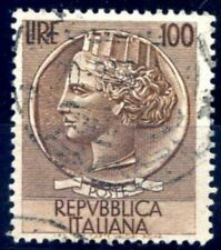 "100 Lire Siracusana Ruota ""CD "" Rarita' Cert. Carraro"
