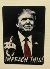 Trump  3x5 Inch Sticker Decal 2020