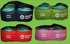 Personalised Embroidered Drakes Pride Or Emsmorn 2 or 4 Bowl Carriers 10 Colours