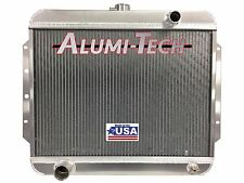 1961-1979 Ford Pickup F-Series Alumi-Tech Aluminum Radiator Made in USA
