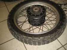 "Ruote complete diametro cerchio 18"" per moto Honda"