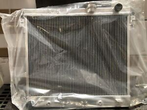 All Aluminum Radiator 2006-2010 Hummer H3 H3T 2012 GMC Canyon HPR907