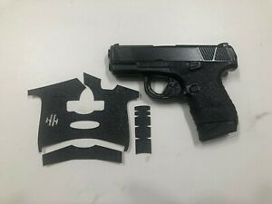 HANDLEIT Laser Cut Textured Rubber Gun Grip Tape for Mossberg MC1