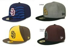 SD Hats San Diego Padres Fitted 59FIFTY New & Original