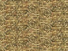 Auhagen 50516 1 Dekorpappe Kalksteinmauer klein lose (Spur N),220 x 100 m ++ NEU