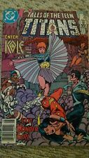 Tales of the Teen Titans #68 (Aug 1986, DC)