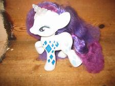 Mon petit poney licorne Hasbro 2014 Glamour Glow rareté Lumières Diamond Head Dress