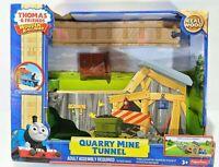 New in Slightly Worn BoxTHOMAS & FRIENDS Wooden Railway Quarry Mine Tunnel