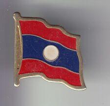 RARE PINS PIN'S .. TOURISME PAYS COUNTRY DRAPEAU FLAG ASIE LAOS ~DK